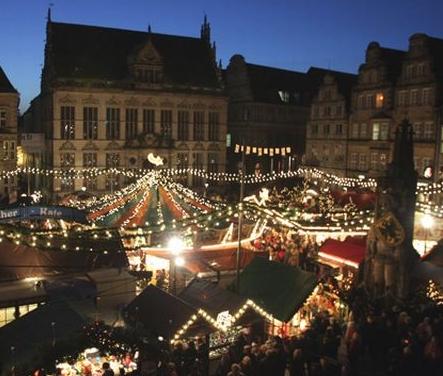 Bremen Weihnachtsmarkt.Weihnachtsmarkt Bremen Weihnachtsmarkt Deutschland Und Europa Die