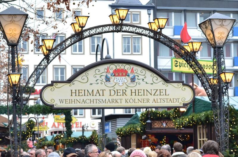 Heinzelmännchen Weihnachtsmarkt